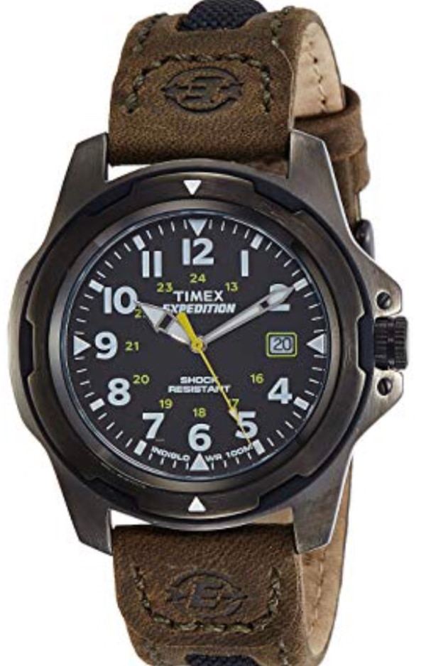 Timex Expedition Military Rugged Metal Field Gent S Watch T49271