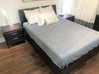 black and white bed set Queen 539 km