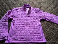 Lilac  zip-up jacket Kitchener, N2E 2K1