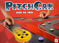 Board game: PitchCar Edmonton