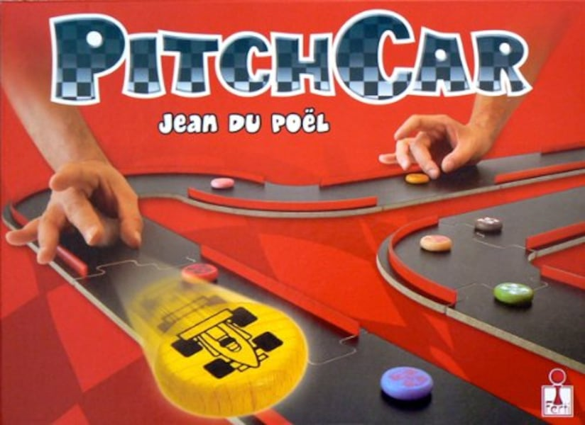 Board game: PitchCar 0