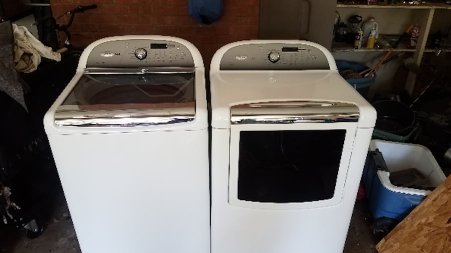 Whirlpool Cabrio Washer 2