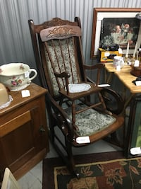 Antique Rocking Chair Jacksonville
