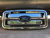 11 - 16 Super Duty F [PHONE NUMBER HIDDEN] 0 Chrome Grill with Ford Emblem Fort Worth, 76107