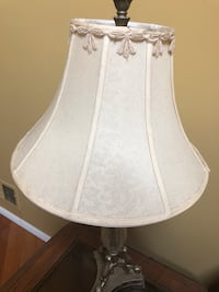white and gray table lamp Toms River, 08757