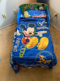 Toddler Bed Los Angeles, 91316
