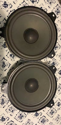 BMW - 3-Series mid bass speakers  Feasterville Trevose