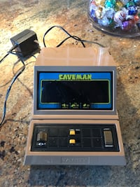 Vintage Game Console- Caveman plug and play Pickering, L1V 4X8