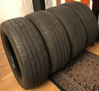 Michelin Tires (2016 Ford Escape) Woodbridge, 22191