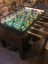 Foosball coin operated 4 quarters Rahway, 07065