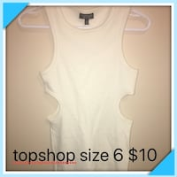 women's white tank top Calgary, T2V 0H1