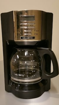 MR. COFFEE 12-CUP COFFEE MAKER (please view all photos) Arlington, 22204