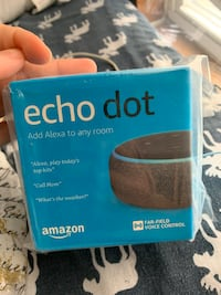 Echo Dot (3rd Gen) Smart Voice Control Assistant - Charcoal