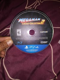 PS4 Megaman Legacy Collection 2