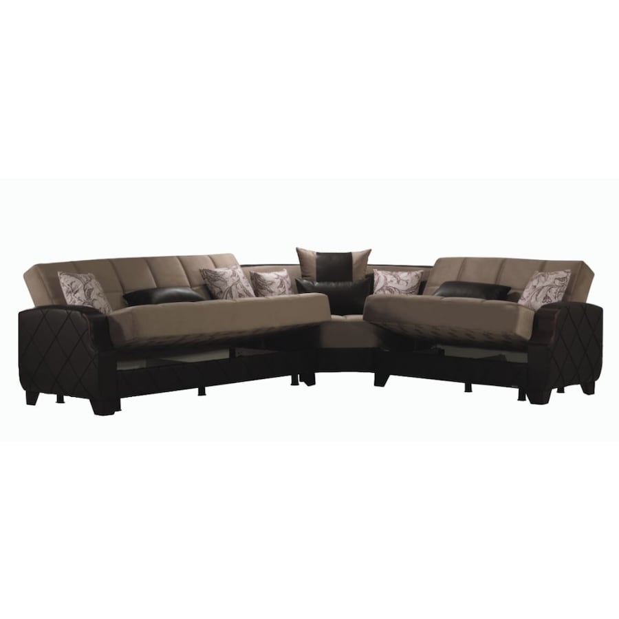 BRAND NEW MOLINA SECTIONAL SOFA BED WITH STORAGE