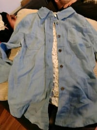 gray button-up jacket Grand Junction, 81501