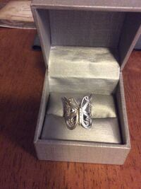Sterling silver ring Westminster, 29693