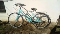 Women's Baby Blue Schwinn Admiral Bike Washington