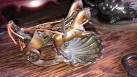 Really cool small brass chariot and horses  Calgary, T2Y 2W5