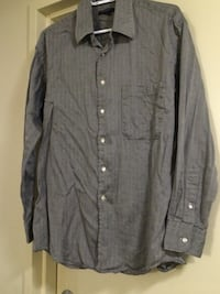 Burberry men's dress shirt  548 km