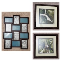 Paintings & photo frame