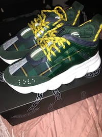 Versace Chain Reaction Size 9 Washington, 20019