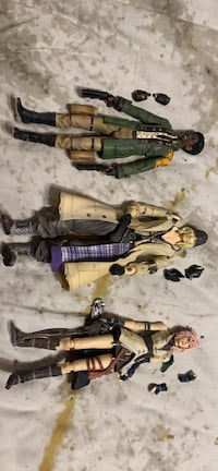 Final fantasy 13 figures! Great condition, used for display only. Burlington, L7L 2H5