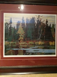 Limited Ed. Lawren Harris print (group of seven) Mississauga, L5L 3P2