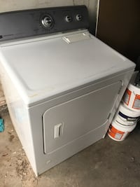 white front-load clothes washer Brampton, L6V 2S8