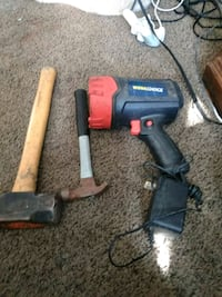 black and red cordless power drill Allentown, 18102