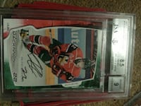 2011-12 Moosehead complete set with graded  Bedford, B4A