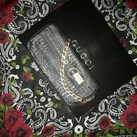 GUCCI CLUTCH Genuine Alligator  Renton, 98057