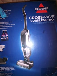 Bissell cross wave cordless max