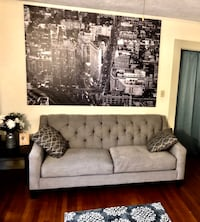 NYC Canvas about 4ft x 6ft Wallingford, 06492