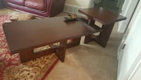 Coffee table and 2 end tables Denver, 80234