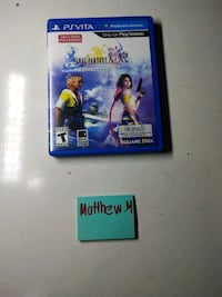 Final Fantasy X/X2 Ps vita  Singapore, 541315