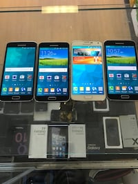 Samsung s5 unlocked cell phone - store sell