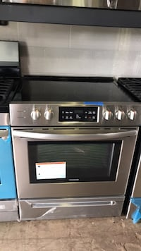 """New 30"""" stainless steel electric stove Frigidaire 6 months warranty Parkville, 21215"""
