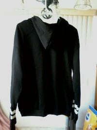 Girls black and white hoodie brand new size XXL. Bakersfield, 93306