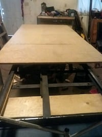 Rolling Truck bed  platform retails for over 2500 priced to sell quick Edmonton, T5B 3E6