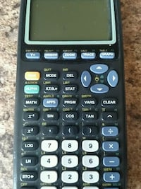 TI 83 calculator Sterling Heights, 48310