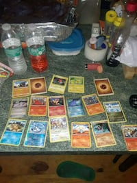 assorted Pokemon trading card collection Cleveland, 44102