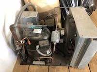 Untested AC and freezer/Cooler units $100/each.