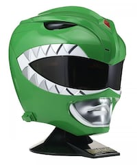 Casco Power Ranger Verde replica 1:1  Lorquí, 30564