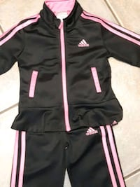 Toddler track suit