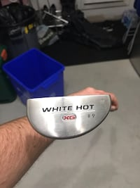 Odyssey Putter- White Hot- Right Handed Vaughan, L4H