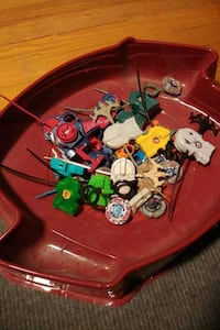 Beyblades and Arena Baltimore, 21234