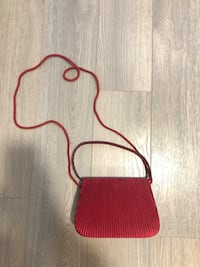 Maroon Red Purse Markham, L3R