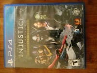 Injustice Ps4 Albuquerque, 87109