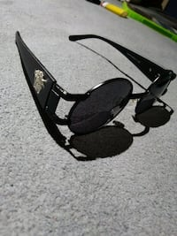 Versace Glasses (Matte Black) Austin